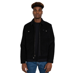 RVCA Easy Trucker II Jacket - RVCA Black