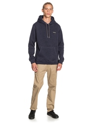 Quiksilver Keller Polar Fleece Hoody - Parisian Night