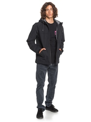 Quiksilver Waiting Period Jacket - Black