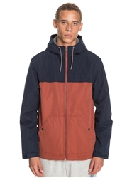Quiksilver Waiting Period Jacket - Henna