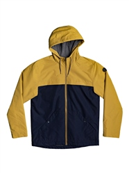 Quiksilver Waiting Period Jacket - Honey