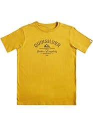 Quiksilver Creators Of Simplicity T-Shirt - Honey