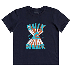 Quiksilver Dizzy Up T-Shirt - Parisian Night