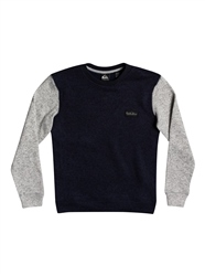 Quiksilver Keller Polar Fleece - Parisian Night