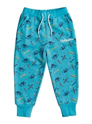 Quiksilver Flip Snacking Joggers - Pacific Blue
