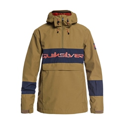 Quiksilver Steeze Jacket - Military Olive