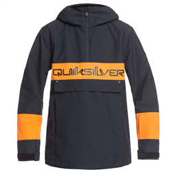 Quiksilver Steeze Jacket - True Black