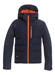 Quiksilver The Edge Jacket - Navy Blazer