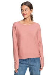 Roxy Sauvage Sprit Top - Ash Rose