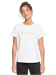 Roxy Epic Afternoon T-Shirt - Snow White