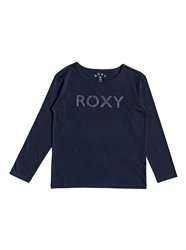 Roxy In The Sun T-Shirt - Mood Indigo