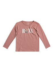 Roxy The One B T-Shirt - Ash Rose