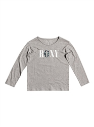 Roxy The One C T-Shirt - Heritage Heather