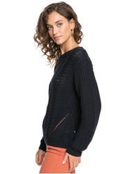 Roxy England Skies Jumper - Anthracite