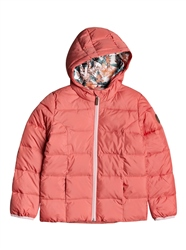 Roxy Day Dreaming Jacket - Deep Sea Coral