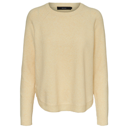 Vero Moda Doffy Jumper - Pale Banna
