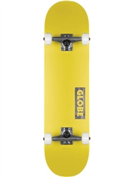 "Globe Goodstock 31"" Skateboard - Neon Yellow"