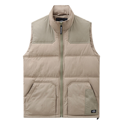 Dickies Lockport Puffa Gilet - Khaki