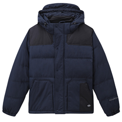 Dickies Lockport Puffa Jacket - Dark Navy