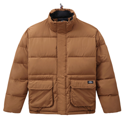 Dickies Olaton Jacket - Brown Duck