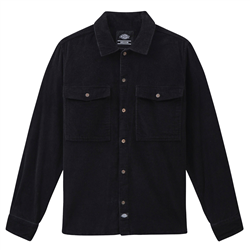 Dickies Fort Polk Cord Shirt - Black