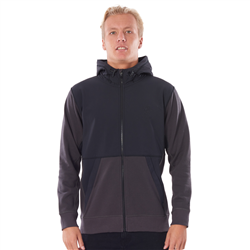 Rip Curl La Graviere Anti-Series Fleece Jacket - Black
