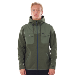 Rip Curl Winki Pop Anti Series Jacket - Dark Olive