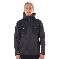 Rip Curl Winki Pop Anti-Series Jacket - Washed Black