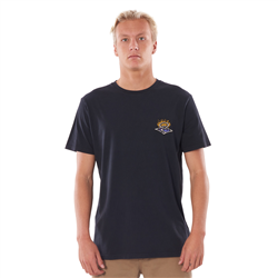Rip Curl Endless Runners T-Shirt - Black
