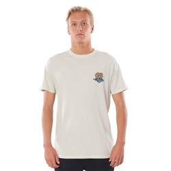 Rip Curl Endless Runners T-Shirt - Bone