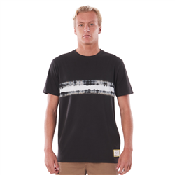 Rip Curl Grateful Dye T-Shirt - Washed Black