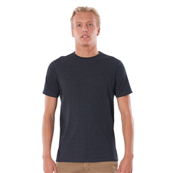 Rip Curl Pivoting T-Shirt - Black Marled
