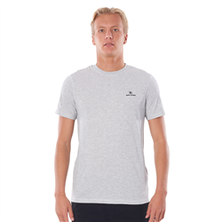 Rip Curl Pivoting T-Shirt - Grey Marle