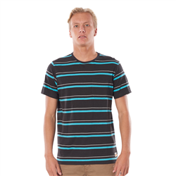 Rip Curl Salt Water Culture Aurora T-Shirt - Washed Black