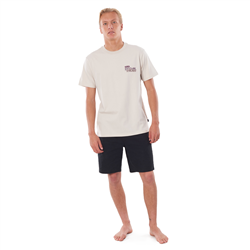 Rip Curl Searchers Taiyo T-Shirt - Off White