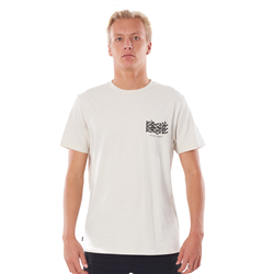 Rip Curl Surf Heads T-Shirt - Bone