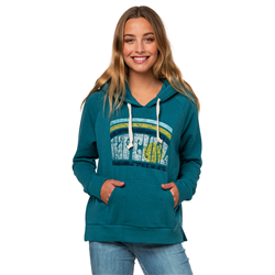 Rip Curl Honey Fleece Hoody - Jade