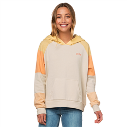 Rip Curl Nesika Fleece Hoody - Off White
