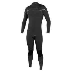 O'Neill Psycho One 5/4mm Chest Zip Wetsuit (2020) - Black