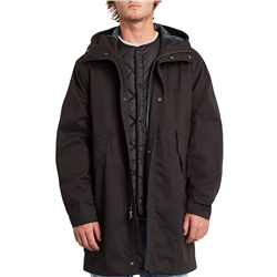 Volcom Wallstone 3 In 1 Jacket - Black