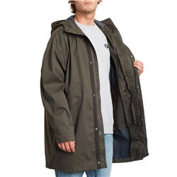 Volcom Wallstone 3 In 1 Jacket - Lead