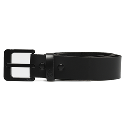 Volcom The Classic Leather Belt - Black