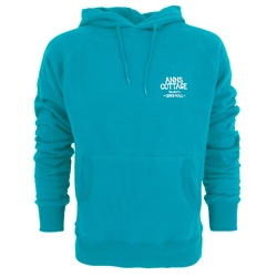 ACS Clothing Polzeath Hoody - Hawaiian Blue