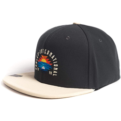 Hurley Dri-Fit Patch Range Cap - Dark Smoked Grey