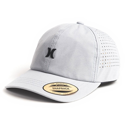 Hurley Phantom Combat Cap - Cool Grey & Black