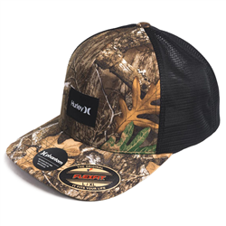 Hurley Phantom One & Only Realtree Cap - Camo
