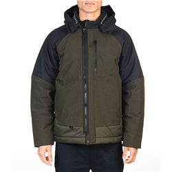 Hurley Knight Defender Jacket - Sequoia