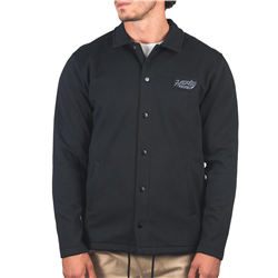 Hurley Therma Protect Coaches Jacket - Black