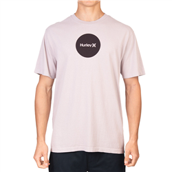 Hurley Boxy One & Only Dotted T-Shirt - Platinum Violet