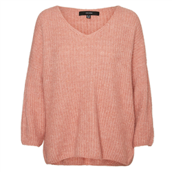 Vero Moda Julia Jumper - Old Rose
